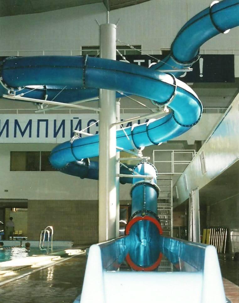 СК «Олимпийский», г. Москва