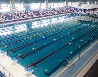 Олимпийский бассейн 50м, г. Южно-Сахалинск