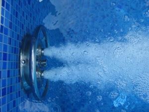 Гидромассажные устройства для бассейнов