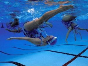 бассейны для синхронного плавания