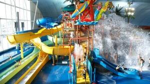 Эксплуатация водных горок аквапарков
