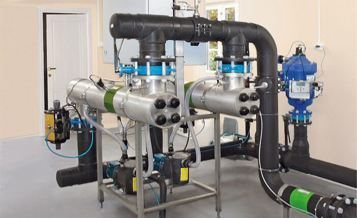 Озонирование и УФ обработка воды в бассейнах