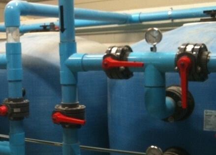 Промывка фильтров для бассейнов2