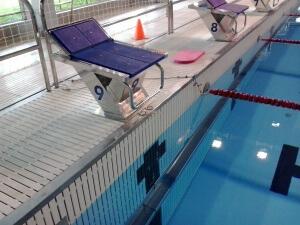 оборудование бассейнов для плавания